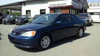 Used 2003 Honda Civic Coupé 2 portes, boîte automatique - Si for sale in Sherbrooke, QC