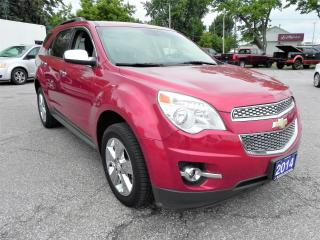 Used 2014 Chevrolet Equinox LT FWD for sale in Windsor, ON