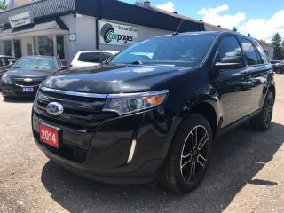 Used 2014 Ford Edge SEL FWD for sale in Bloomingdale, ON