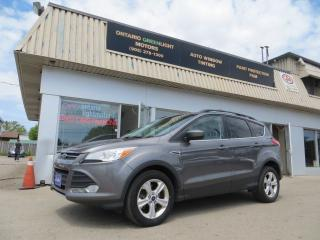 Used 2013 Ford Escape 4WHEEL DRIVE,BLUETOOTH,HEATED SEATS,ALLOYS for sale in Mississauga, ON