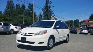 Used 2008 Toyota Sienna CE for sale in Black Creek, BC