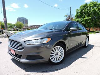 Used 2016 Ford Fusion for sale in BRAMPTON, ON