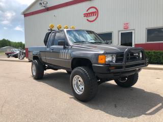 Used 1988 Toyota Truck SR5 for sale in Tillsonburg, ON