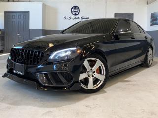 Used 2015 Mercedes-Benz C 300 AMG PKG|BRABUS KIT|AWD|NAV|BACK UP|CARBON FIBER for sale in Oakville, ON