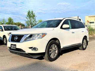 Used 2014 Nissan Pathfinder SL (CERTIFIED) for sale in Brampton, ON