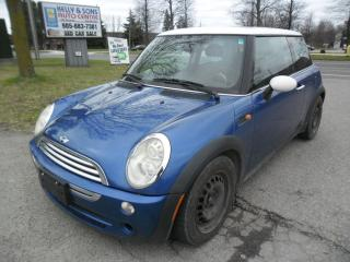 "Used 2005 MINI Cooper ""Mini ME""***clean NO ACCIDENTS+FREE 6M warranty*** for sale in Ajax, ON"
