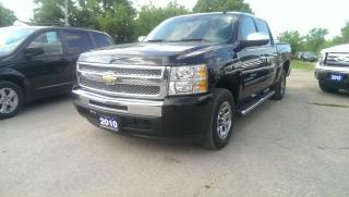 Used 2010 Chevrolet Silverado 1500 LS Cheyenne Edition CREW CAB for sale in Cambridge, ON
