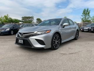 Used 2018 Toyota Camry SE/SUNROOF (CERTIFIED) for sale in Brampton, ON