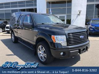 Used 2014 Ford F-150 Cabine Super 4RM 145 po XL for sale in Shawinigan, QC