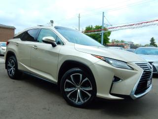 Used 2016 Lexus RX 350 Executive.Navi.360 Cam.Heads Up Display.Blind Spot for sale in Kitchener, ON