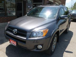 Used 2010 Toyota RAV4 Sport for sale in Weston, ON