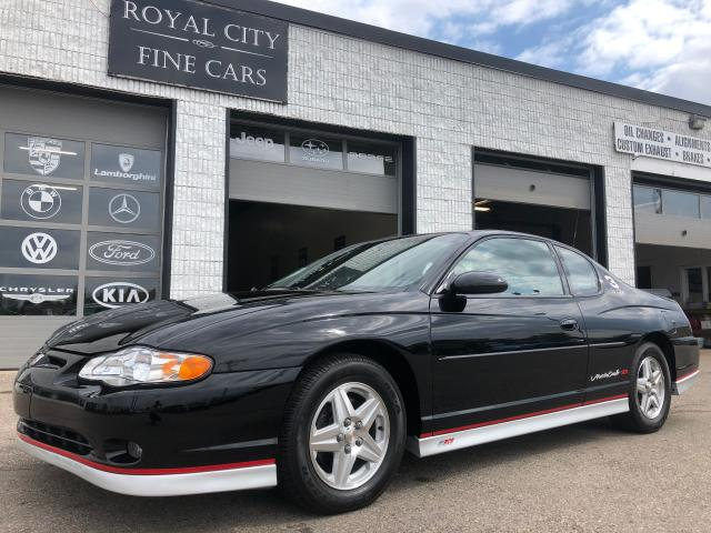 2002 Chevrolet Monte Carlo SS DALE EARNHARDT EDITION *BRAND NEW* Only 47Miles
