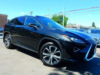 Used 2016 Lexus RX 350 Executive.Navi.360 Cam.Heads Up Display.Pano Roof for sale in Kitchener, ON
