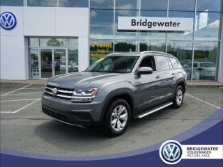 Used 2019 Volkswagen Atlas Trendline - DEMO CLEAR OUT! - AWD for sale in Hebbville, NS