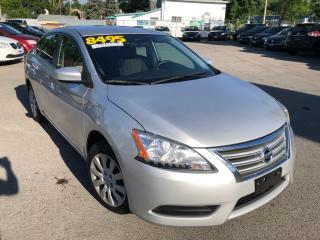 Used 2014 Nissan Sentra S for sale in St Catharines, ON