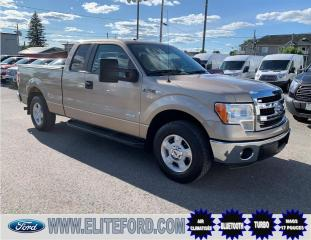 Used 2014 Ford F-150 SCAB, 3.5L ÉCOBOOST, 2X4 for sale in St-Jérôme, QC
