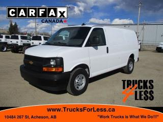 Used 2017 Chevrolet Express 2500 Cargo for sale in Acheson, AB