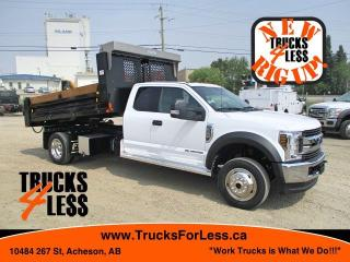 Used 2019 Ford F-550 XLT 4x4 for sale in Acheson, AB