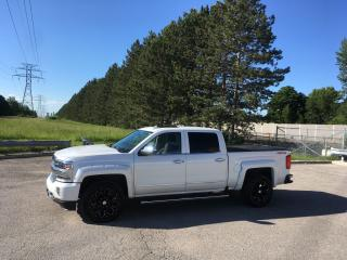 Used 2016 Chevrolet Silverado 1500 High Country for sale in Scarborough, ON