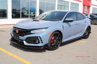 New 2019 Honda Civic Type R Base for sale in Fort St John, BC