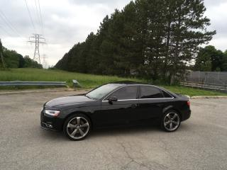 Used 2014 Audi A4 Progressiv for sale in Toronto, ON
