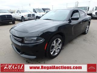 Used 2015 Dodge CHARGER SE 4D SEDAN AWD 3.6L for sale in Calgary, AB