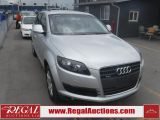 Photo of Silver 2007 Audi Q7