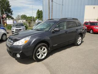 Used 2014 Subaru Outback TOURING AWD CVT for sale in Trois-Rivières, QC