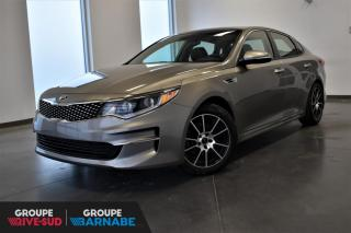 Used 2018 Kia Optima EX LUXE + NAV + TOIT PANORAMIQUE + CUIR for sale in St-Jean-Sur-Richelieu, QC