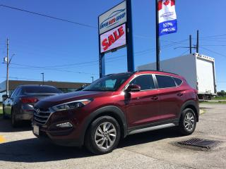 Used 2017 Hyundai Tucson *LEATHER*PANO ROOF*BACK UP CAMERA*NAVI* for sale in London, ON