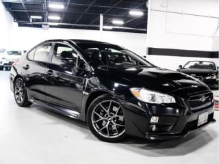 Used 2015 Subaru WRX STI W/ SPORT PKG   6 SPEED   CARBON FIBER for sale in Vaughan, ON
