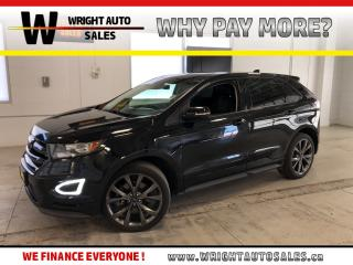 Used 2016 Ford Edge Sport|LEATHER|NAVIGATION|SUNROOF|77,139 KM for sale in Cambridge, ON
