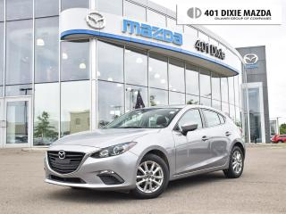 Used 2015 Mazda MAZDA3 Sport GS|ONE OWNER|NO ACCIDENTS|1.9% FINANCE AVAILABLE for sale in Mississauga, ON