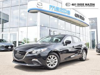 Used 2016 Mazda MAZDA3 GS|1.9% FINANCE AVAILBLE|MOONROOF|BLUETOOTH| for sale in Mississauga, ON