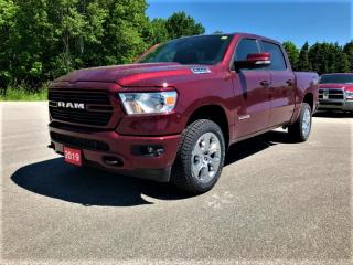 New 2019 RAM 1500 Big Horn for sale in Owen Sound, ON