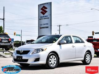 Used 2010 Toyota Corolla CE ~ONLY 26,000 KM! VERY CLEAN! for sale in Barrie, ON