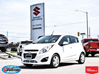 Used 2014 Chevrolet Spark LS ~Alloy Wheels ~A/C for sale in Barrie, ON