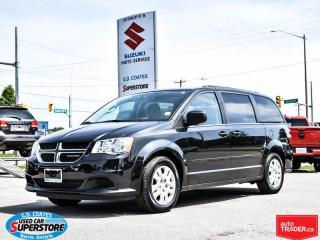 Used 2017 Dodge Grand Caravan SXT for sale in Barrie, ON