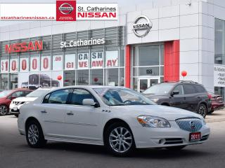 Used 2011 Buick Lucerne CXL for sale in St. Catharines, ON