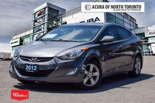 Used 2012 Hyundai Elantra GLS 6sp One Owner| No Accident| for sale in Thornhill, ON