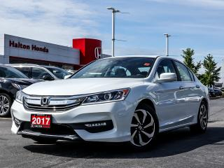 Used 2017 Honda Accord EX-L|NO ACCIDENTS for sale in Burlington, ON