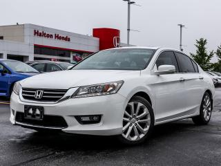 Used 2014 Honda Accord Touring for sale in Burlington, ON