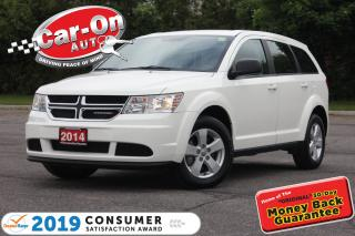 Used 2014 Dodge Journey SE Plus ONLY 14,000 KM PWR GRP DUAL CLIMATE ALLOYS for sale in Ottawa, ON
