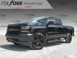Used 2016 Chevrolet Silverado 1500 20 ALLOYS, 6 PAS, 4X4 for sale in Woodbridge, ON