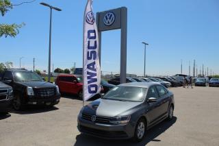 Used 2015 Volkswagen Jetta 1.8 TSI Trendline+ for sale in Whitby, ON