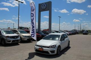 Used 2016 Volkswagen Golf R 2.0 TSI for sale in Whitby, ON
