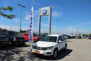 Used 2012 Volkswagen Tiguan 2.0 TSI Trendline (A6) for sale in Whitby, ON