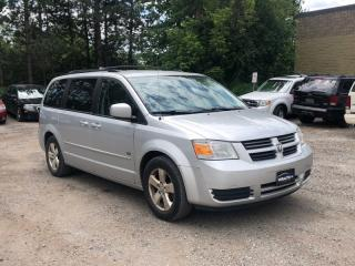 Used 2009 Dodge Grand Caravan SE 1-OWNER|STOW'NGO|25 ANNIVERSARY EDITION|CERTIFIED|BY APPO for sale in Newmarket, ON