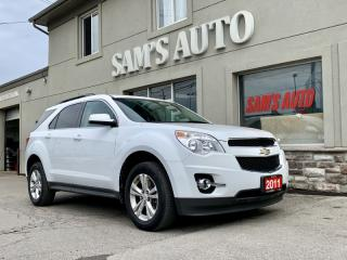 Used 2011 Chevrolet Equinox FWD 4DR 2LT for sale in Hamilton, ON