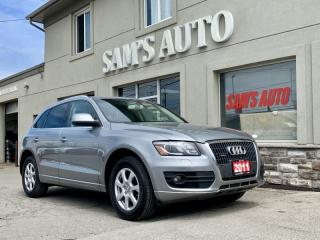 Used 2011 Audi Q5 quattro 4dr 2.0L Premium Plus for sale in Hamilton, ON